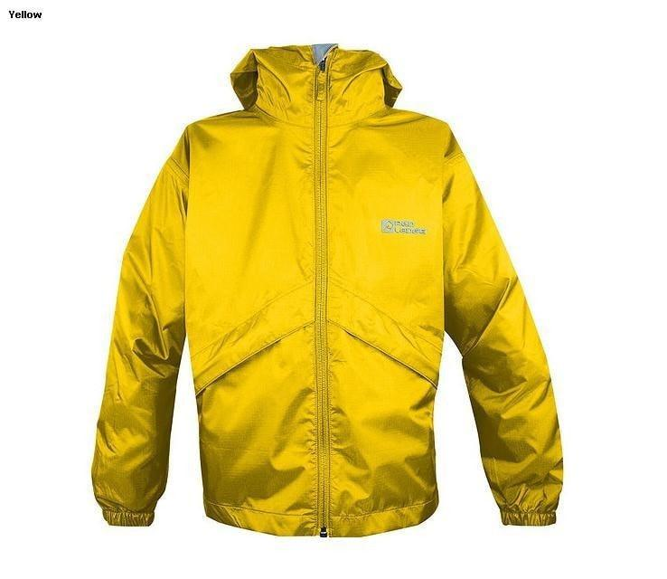 Red Ledge Jackets Small / Marine Yellow Red Ledge Unisex Thunderlight Rain Jacket - Youth
