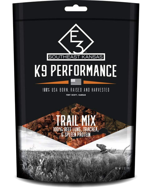 E3 K9 Performance - Trail Mix