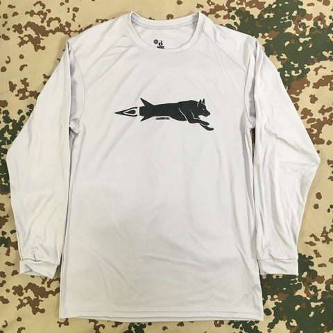 Spike's K9 Fund Hair Missile Performance Long Sleeve *LIMITED*