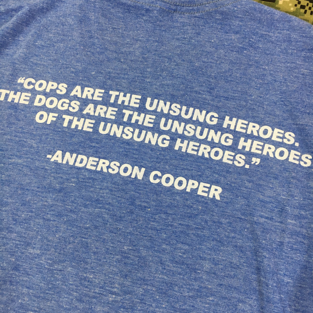 Spike's Special Edition Anderson Cooper Shirt