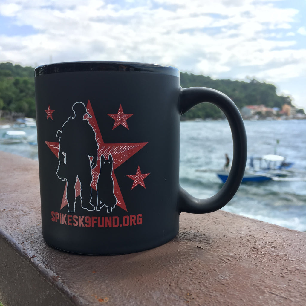 Spike's K9 Fund Coffee Mug