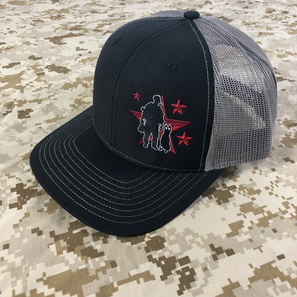 Spike's K9 Fund Original Logo Trucker Hat