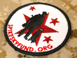 Spike's K9 Fund Logo Patch