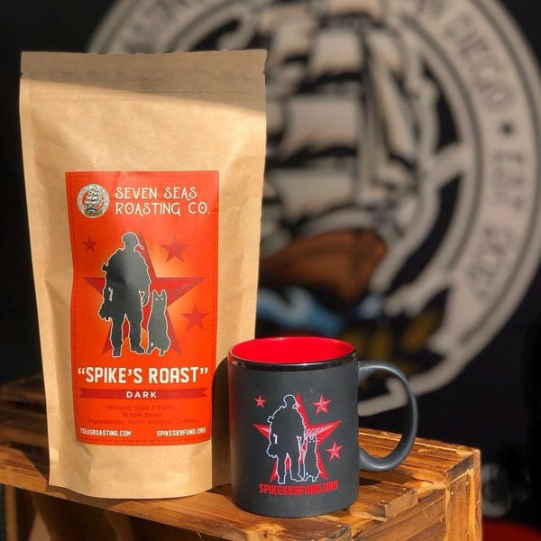 Seven Seas Roasting Co. Special Spike's Roast