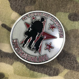 K9 Piper Kit Campaign Challenge Coin