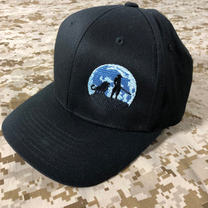 Ninjas with Lions Flex-Fit Hat