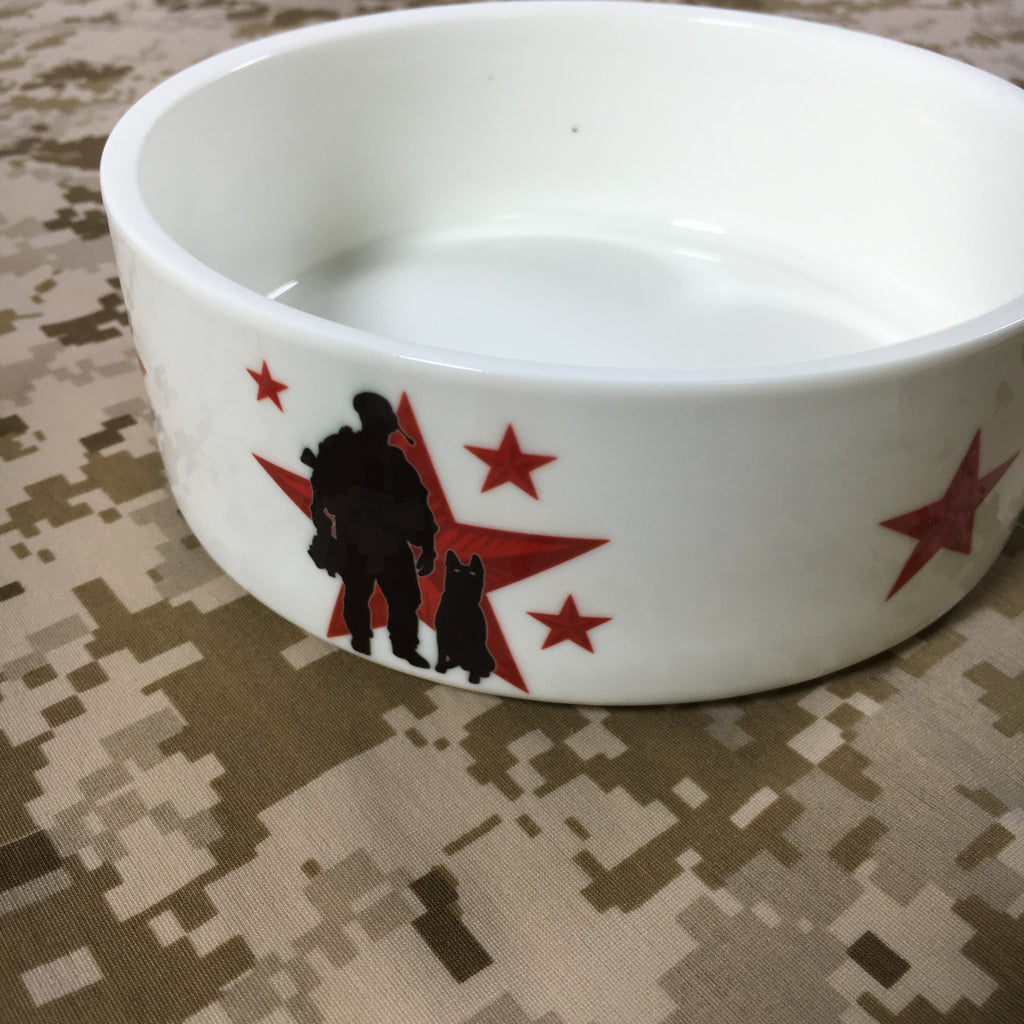 Spike's K9 Fund Dog Bowl - Small