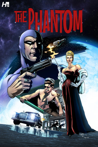 The Phantom: President Kennedy's Mission Issue #1 PRE-ORDER