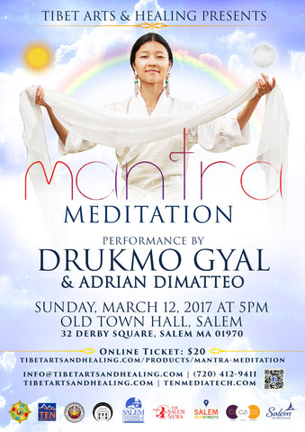 Mantra Meditation and Music