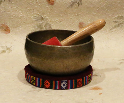 Antique Lingam Bowl - Tibet Arts & Healing