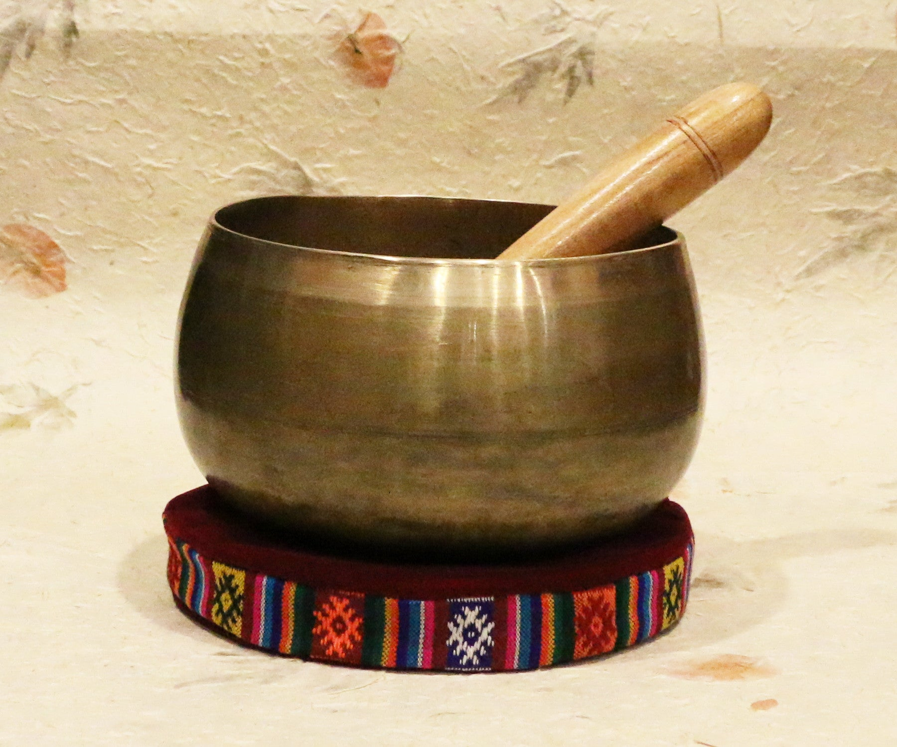 Old Singing Bowl - Tibet Arts & Healing