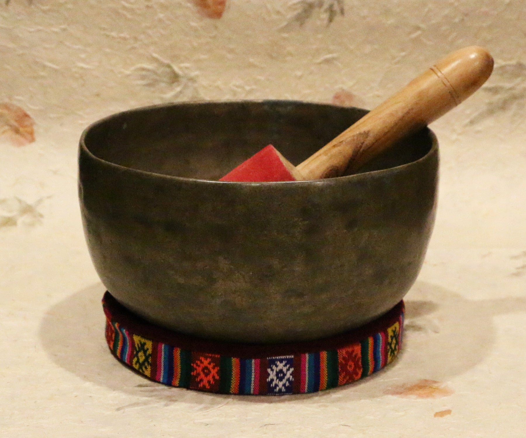 Antique Singing Bowl - Tibet Arts & Healing