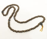 Compassion Mala Brass