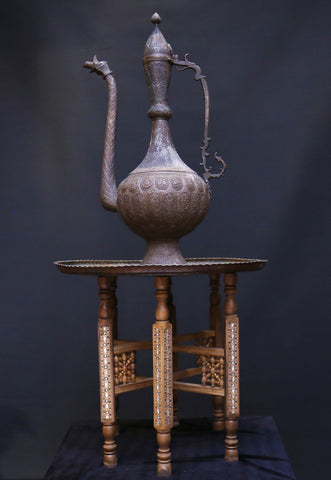 Copper Dallah Islamic Coffee Pot