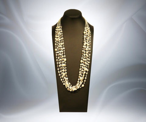 Fresh Water Pearl Necklace - Tibet Arts & Healing