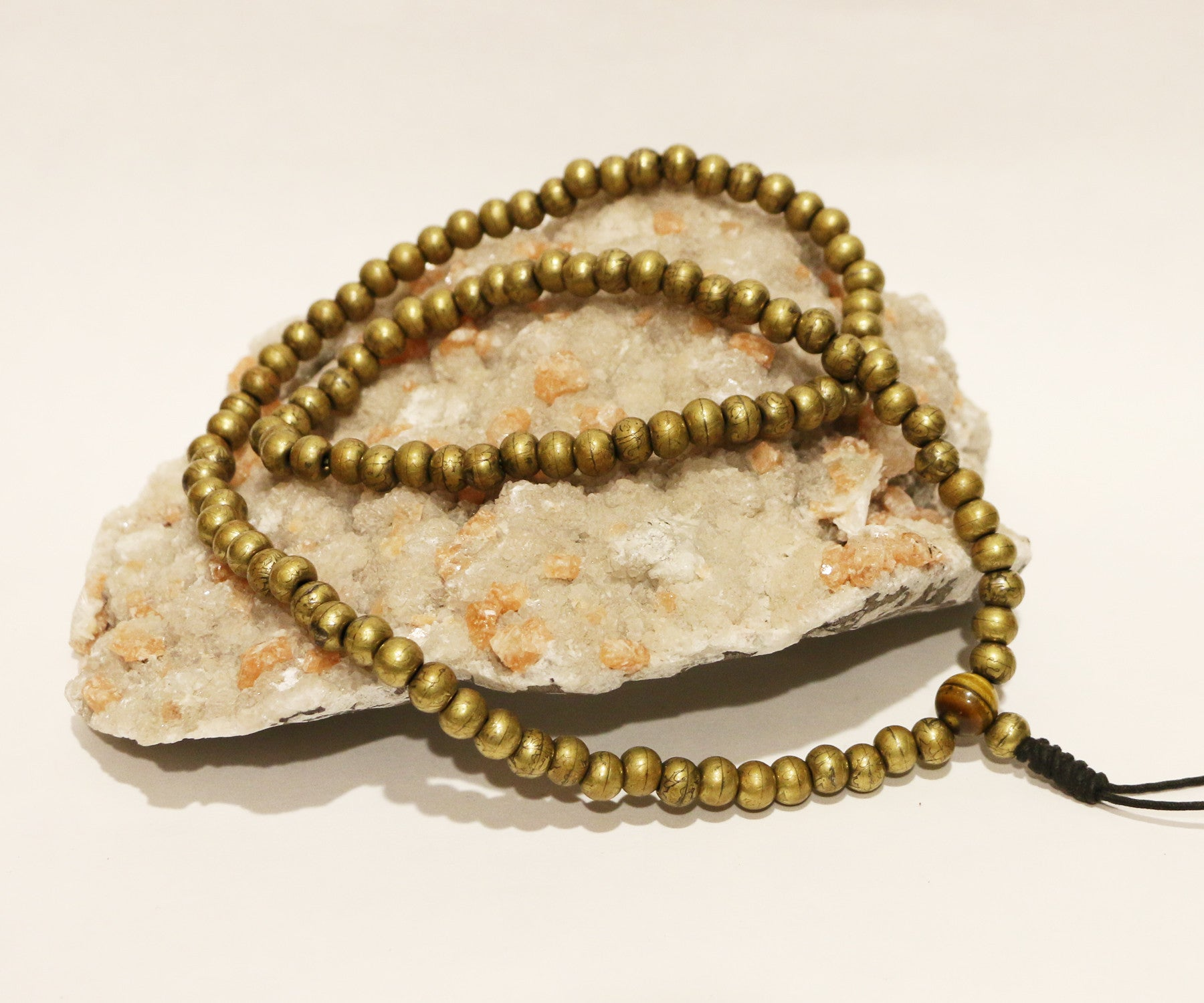 Old Great Compassion Mala - Tibet Arts & Healing