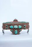 Green Tara Healing Chest Box - Tibet Arts & Healing