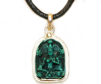 LONGEVITY & OBSTACLE ( GREEN TARA)