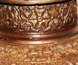 Hand Carved Copper Bhumpa 2 - Tibet Arts & Healing