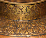 Hand Carved Copper Bhumpa - Tibet Arts & Healing