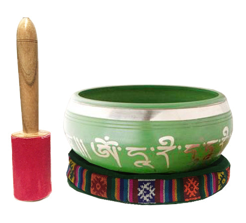 (Longevity & Obstacle) Singing Bowl