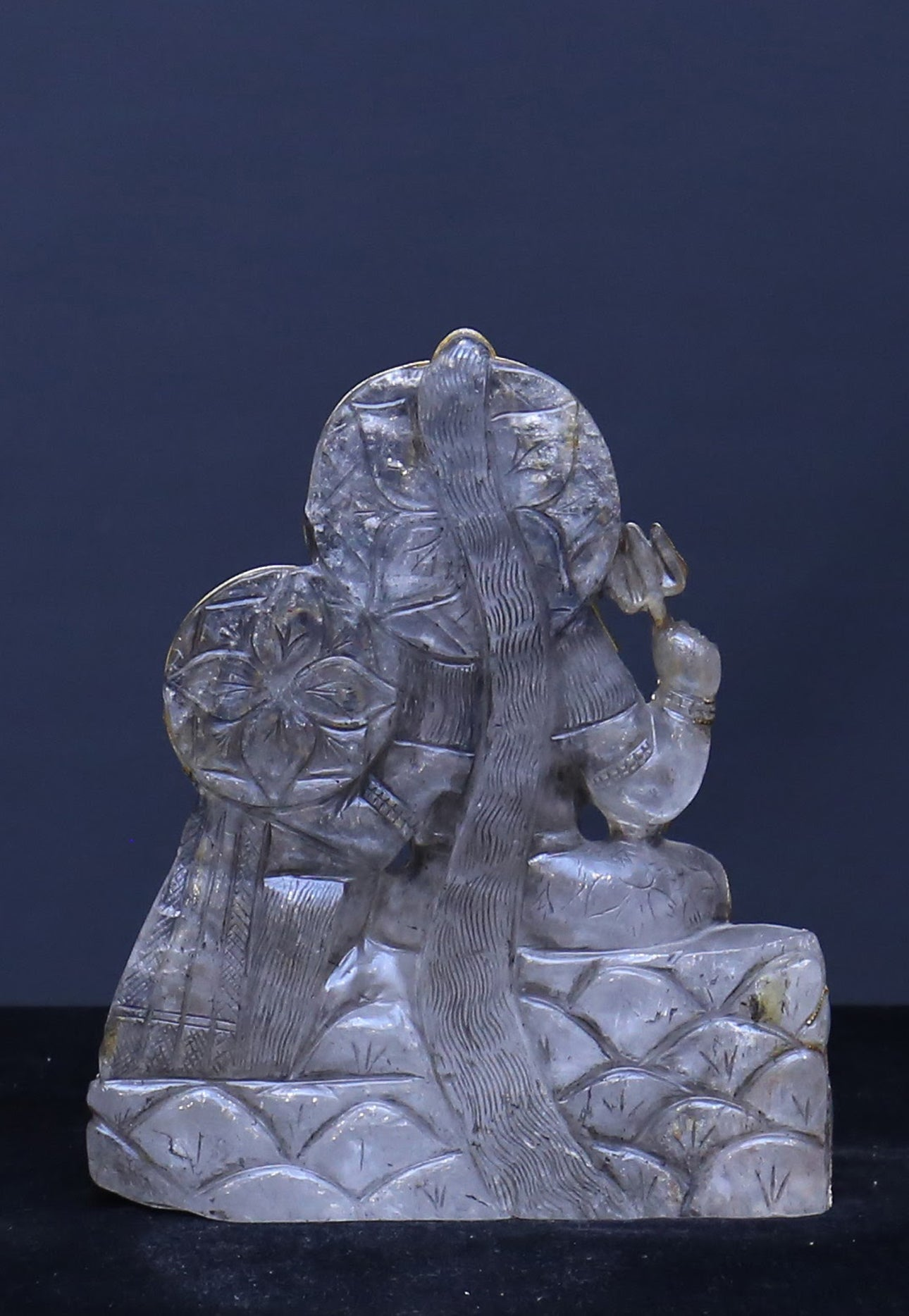 Lord Shiva and Parvathi and Ganesha - Tibet Arts & Healing