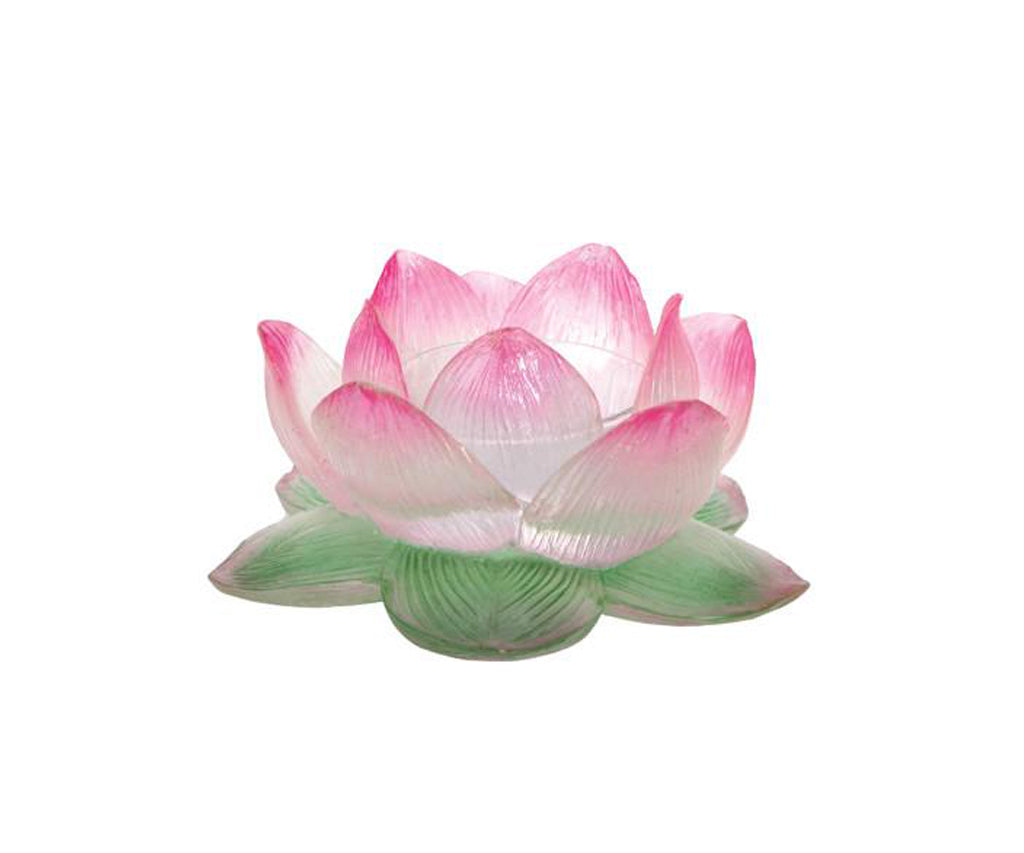 Lotus candle burner - Tibet Arts & Healing