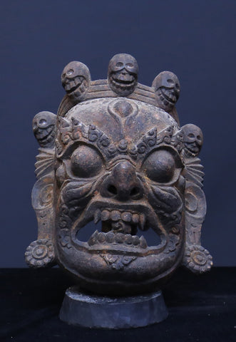 Mahakala Old Mask