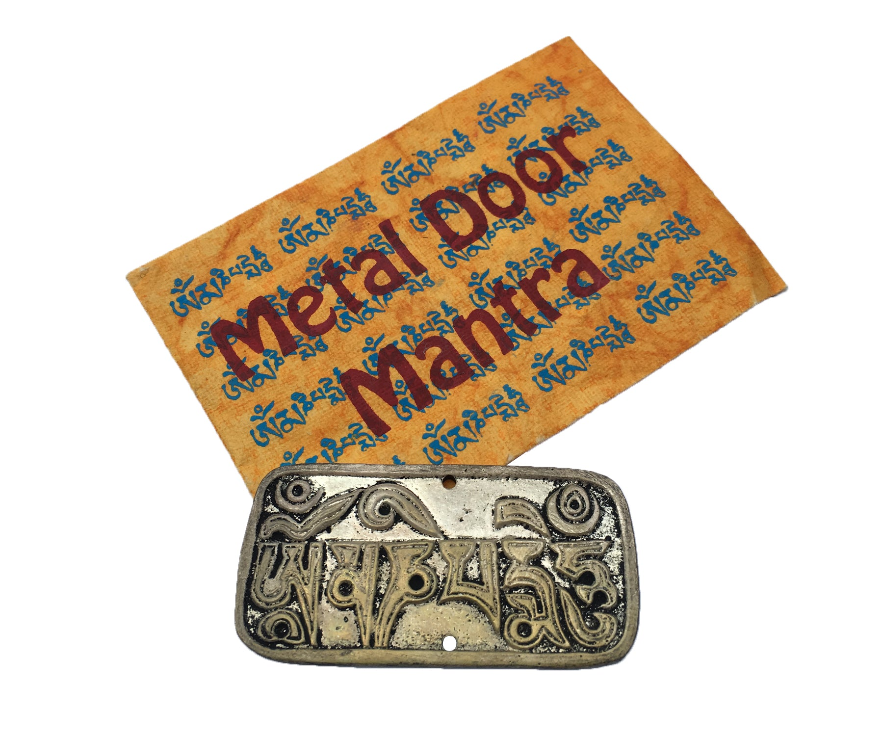 METAL DOOR MANTRA