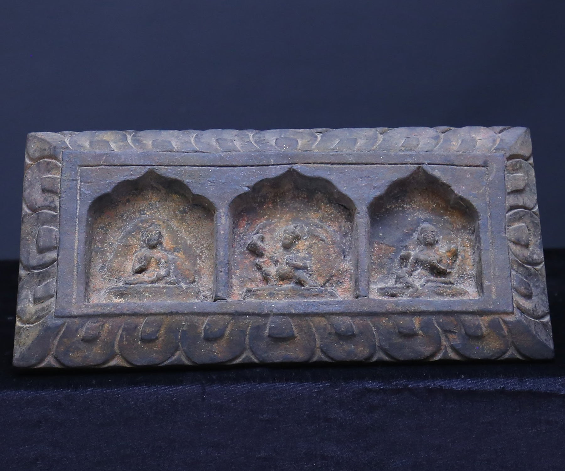 Old Buddhist Text Cover - Tibet Arts & Healing