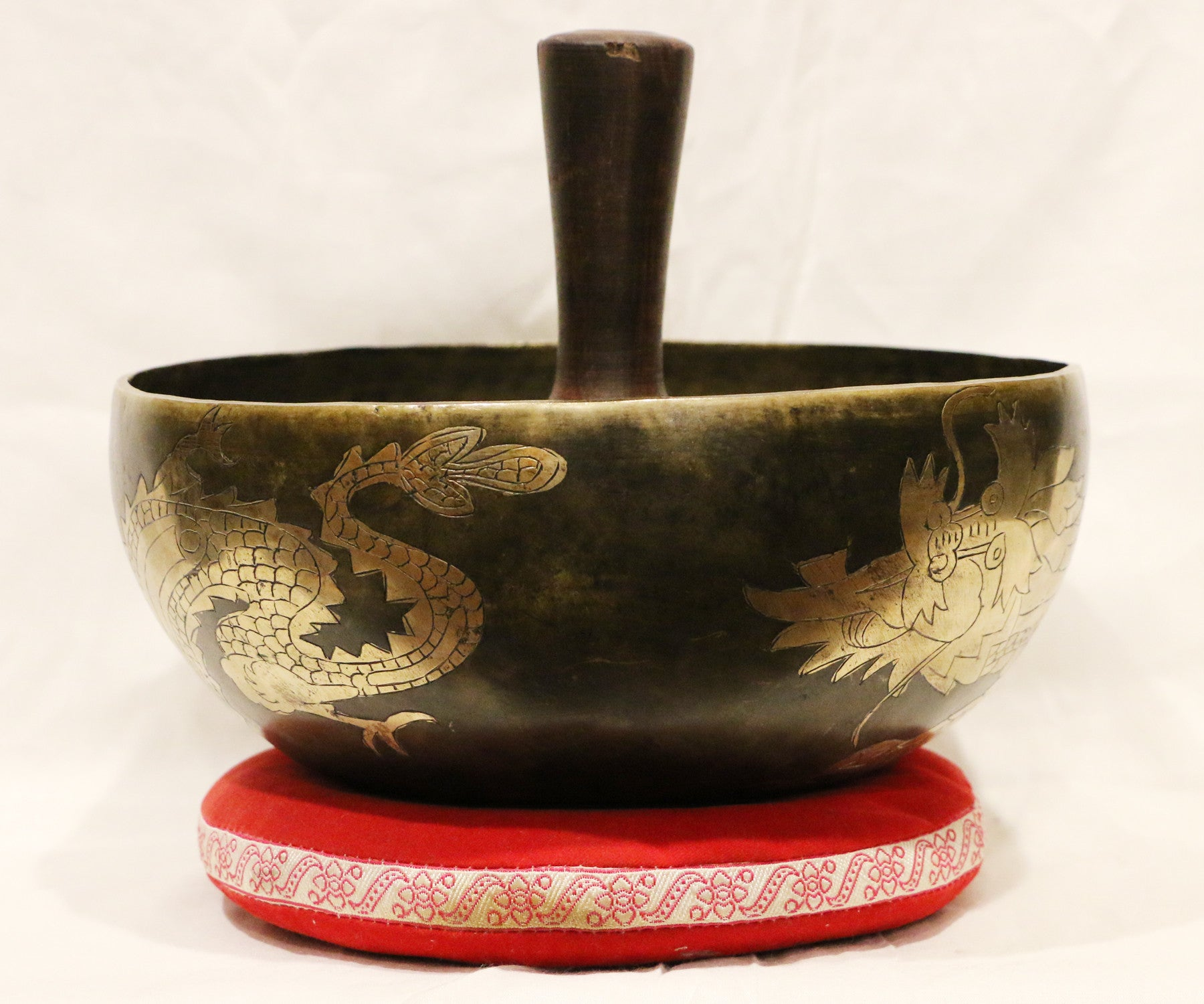 Old Dragon Healing Bawl - Tibet Arts & Healing
