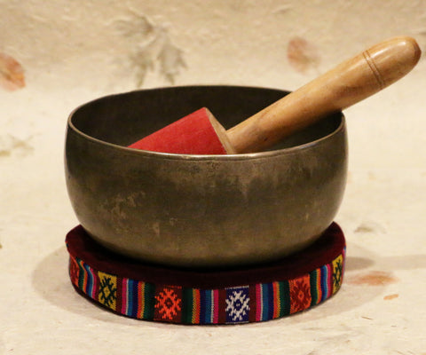 Old Water Bowl - Tibet Arts & Healing