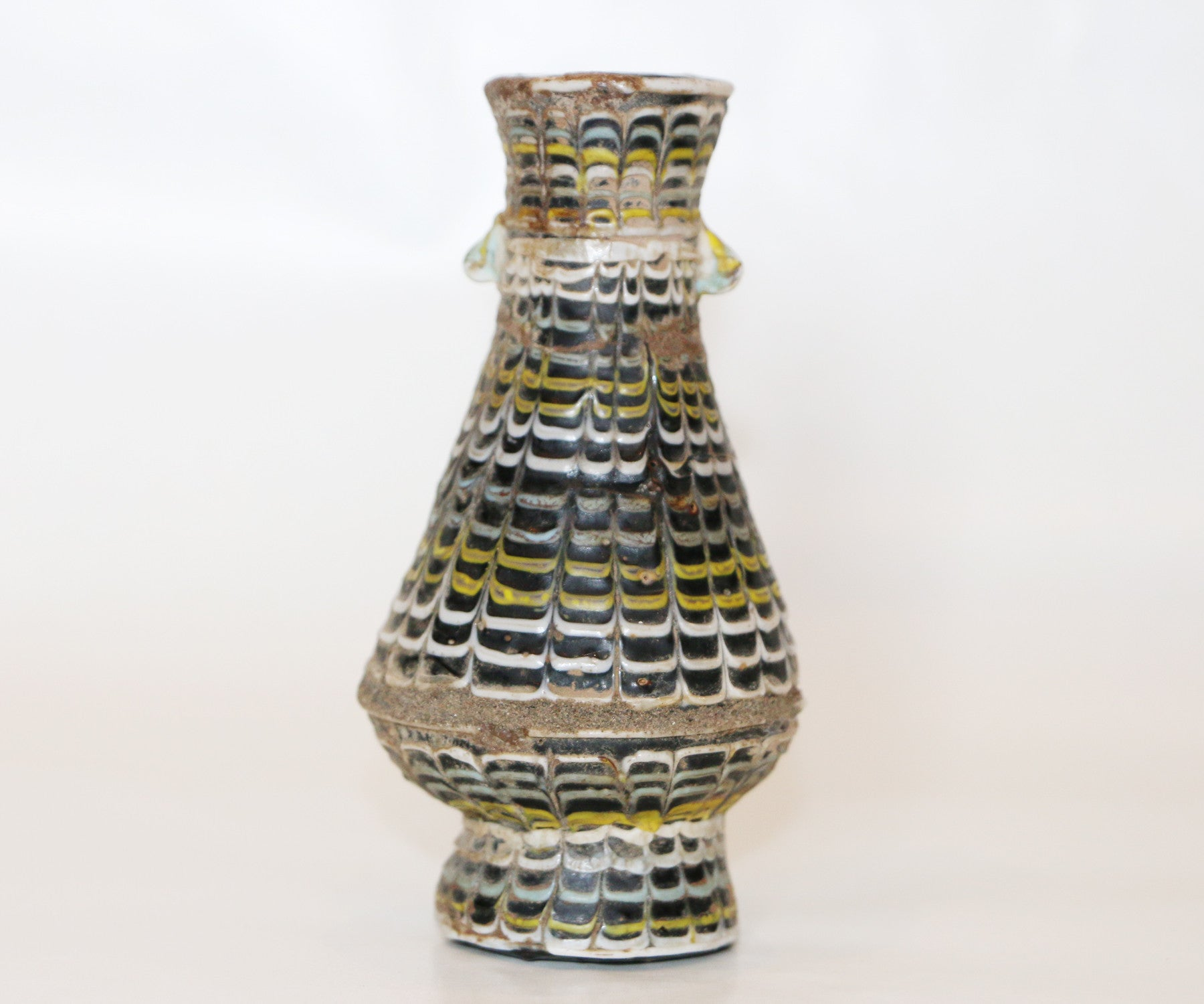 Glass Amphoriskos (perfume bottle) - Tibet Arts & Healing