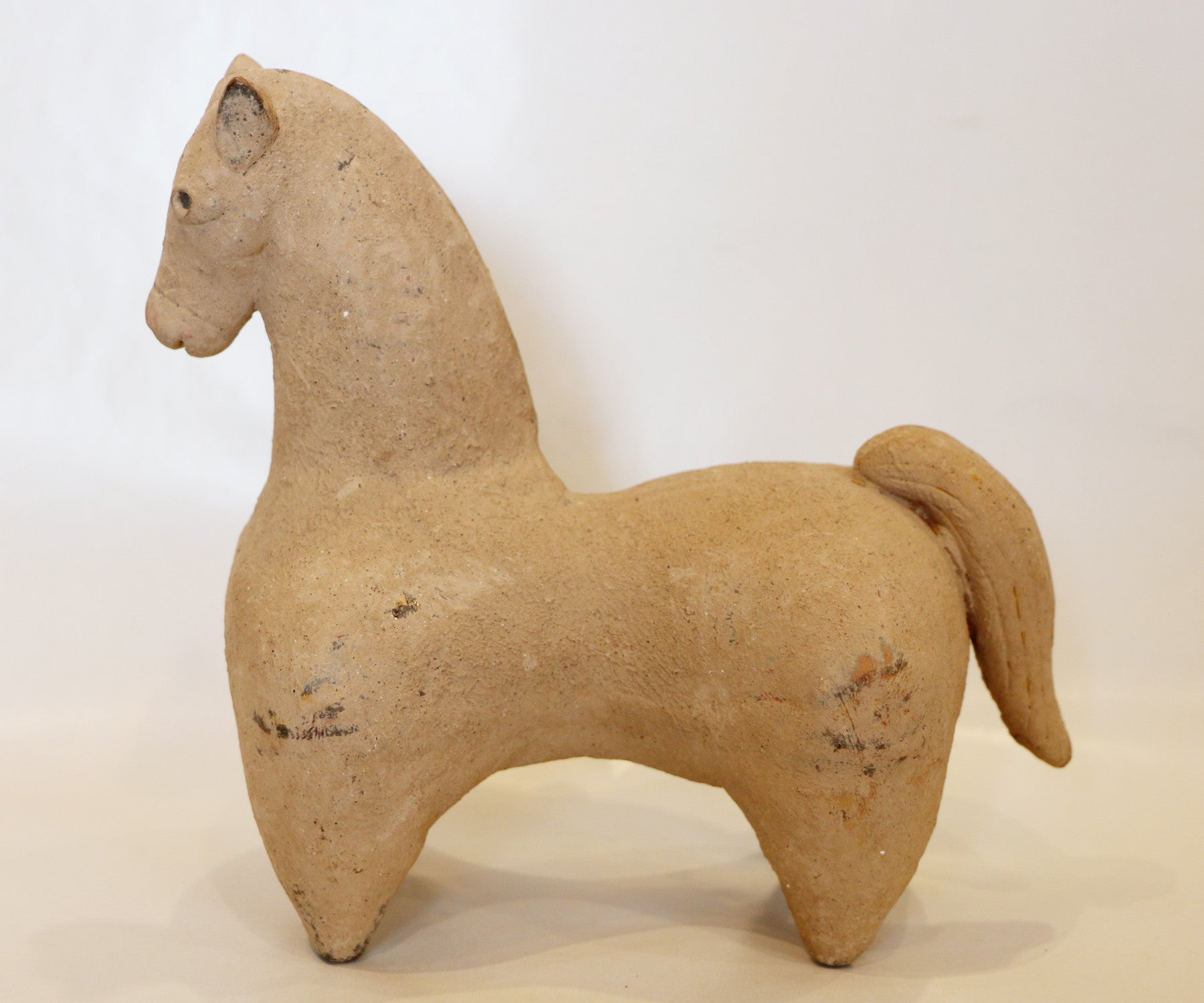 Indus Valley Slip-painted Terracotta Sculpture - Tibet Arts & Healing
