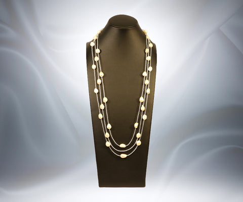 Pearls Bead Necklace - Tibet Arts & Healing