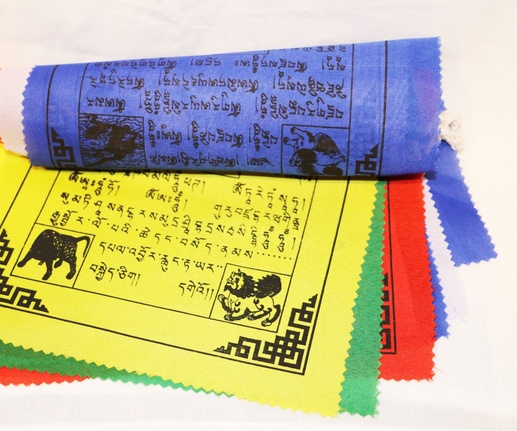 Prayer Flags – Small - Tibet Arts & Healing