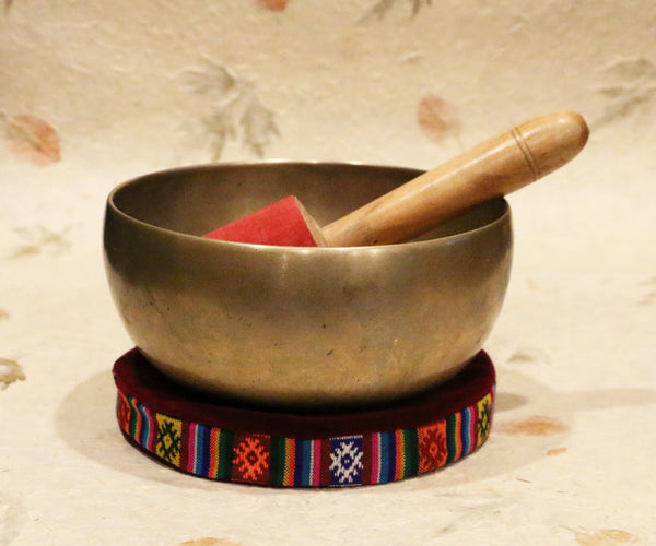 Antique Water Bowl - Tibet Arts & Healing