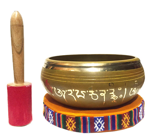 (WISDOM & CLARITY ) SINGING BOWL