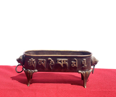 COMPASSION INCENSE BURNER