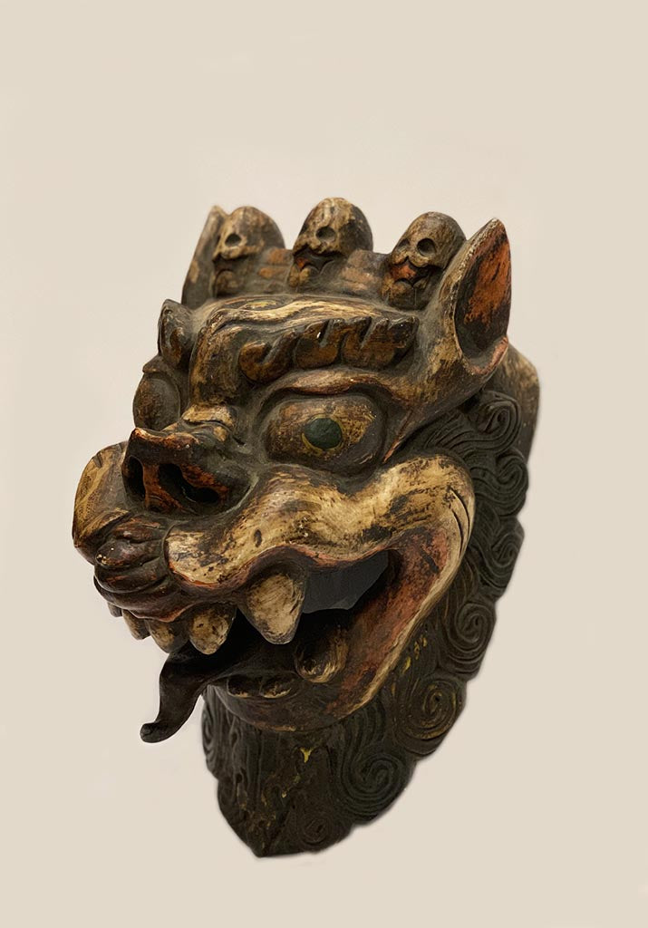 LION FACED DAKINI ( SENG-DONG-MA)