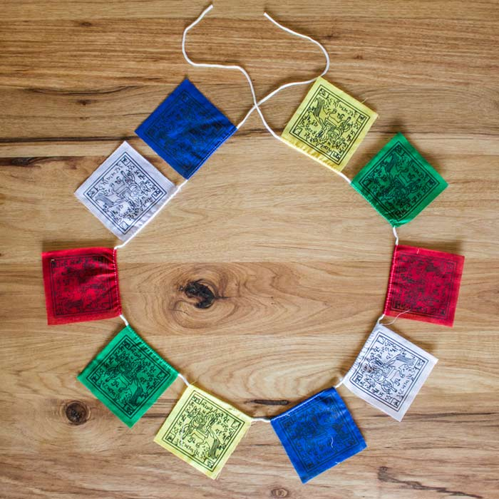 PRAYER FLAGS - SMALL