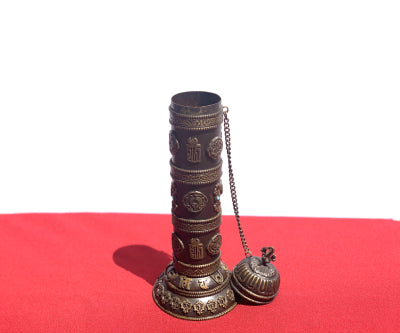 INCENSE HOLDER (METAL)