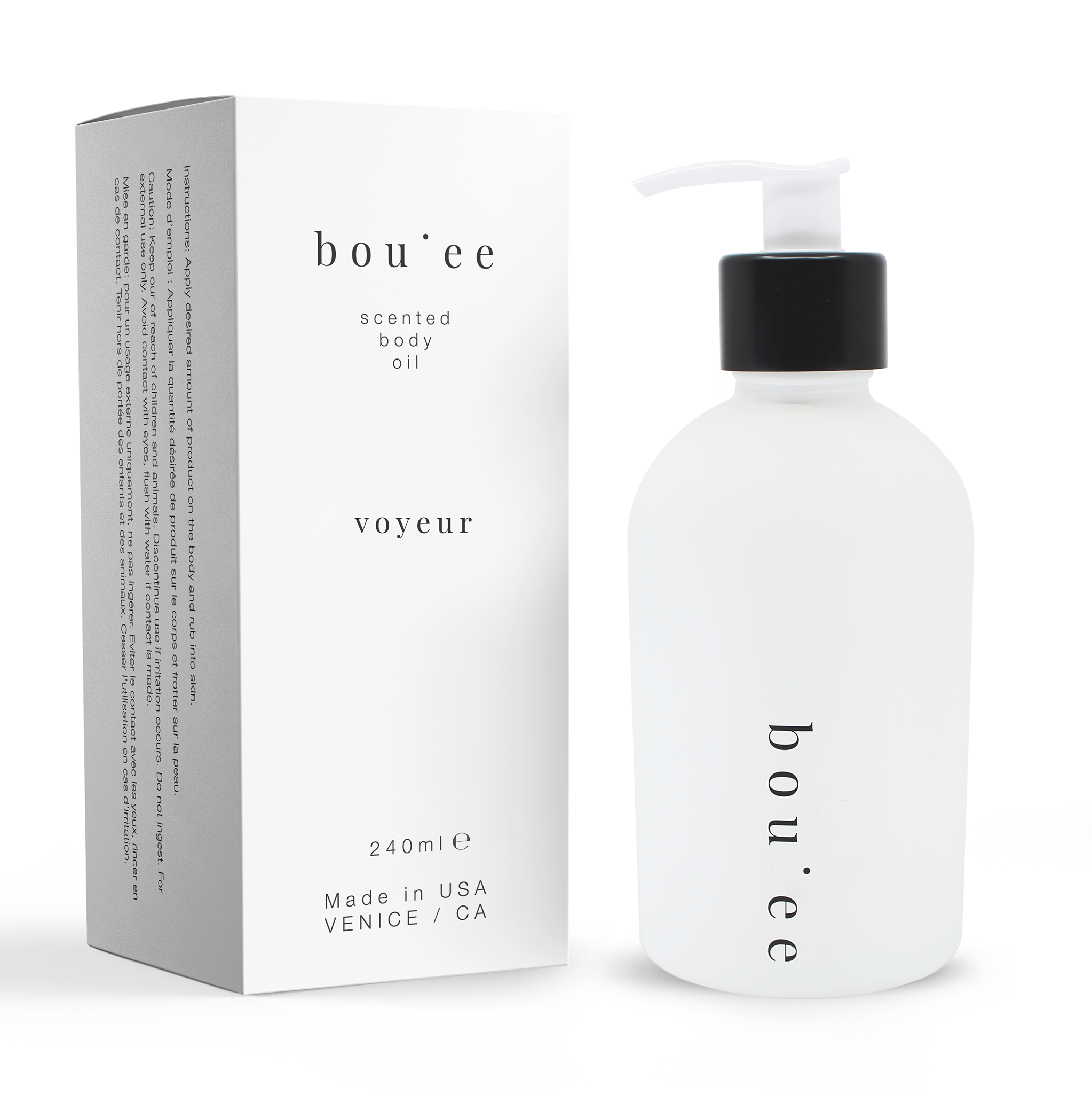 Voyeur / Boujee Body Oil / 240ml