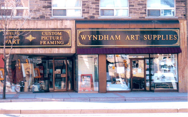 The year is 1992 - Reflections on a family business, 28 years on. - Wyndham Art Supplies