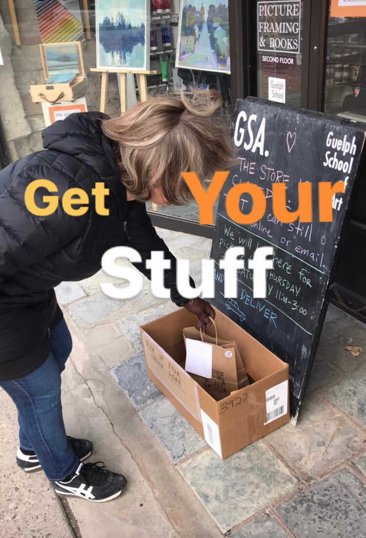 get your stuff