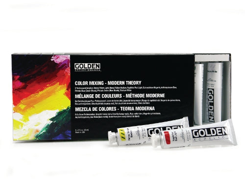 Golden Acrylic Paint Sets - Wyndham Art Supplies