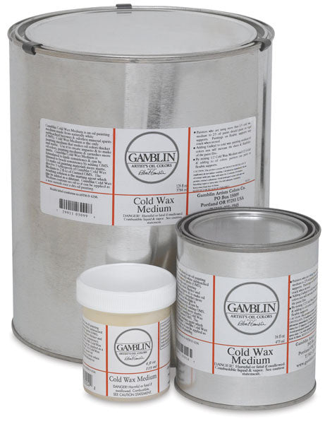 Gamblin Cold Wax - Wyndham Art Supplies