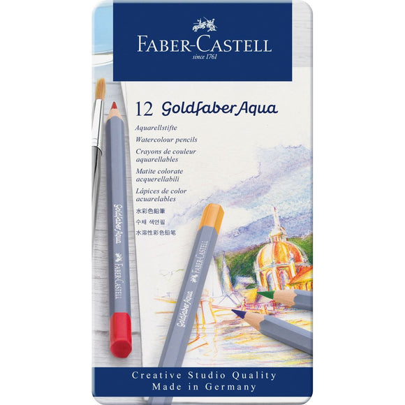 Goldfaber WC Pencil Sets - Wyndham Art Supplies