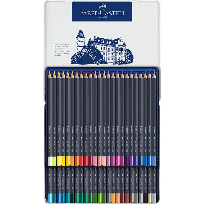 Faber Castell Goldfaber Colour Pencil Sets - Wyndham Art Supplies