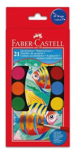 Faber-Castell Watercolour Pans - Wyndham Art Supplies